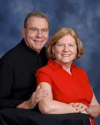 Protodeacon Dennis & Helen Lucak
